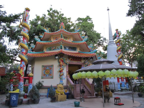 Wat Chana Temple